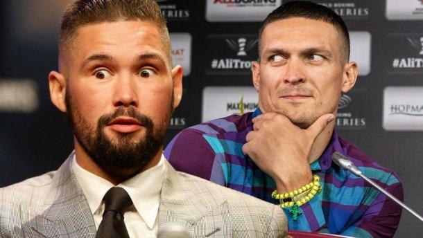 «Близка к завершению»: тренер британского боксера анонсировал бой Усик-Белью