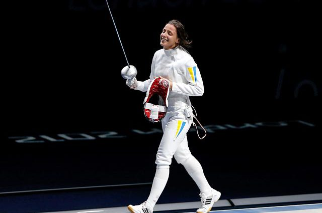 Украинская шпажистка Яна Шемякина завоевала «золото» международного турнира в Братиславе