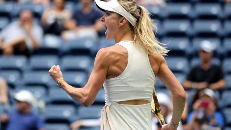 Украинская теннисистка Элина Свитолина начала сотрудничество с новым наставником