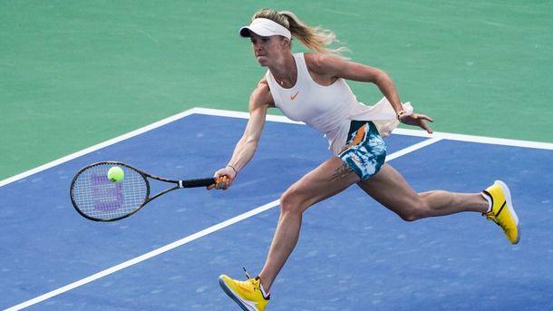 Элина Свитолина не вышла в четвертьфинал US Open