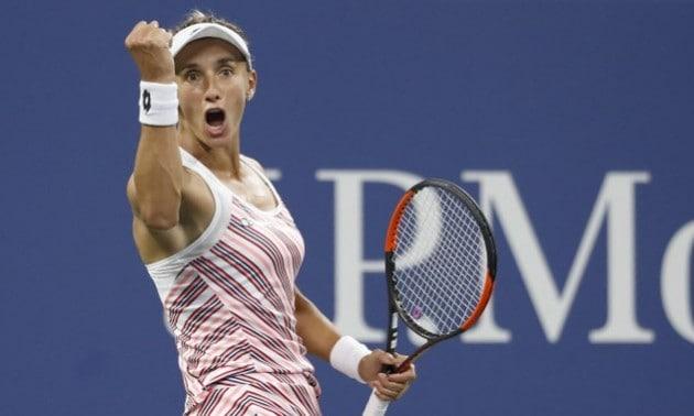 Украинка Леся Цуренко в драматичном матче пробивается в четвертьфинал US Open