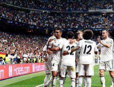 «Реал» побил новый рекорд в Лиге чемпионов