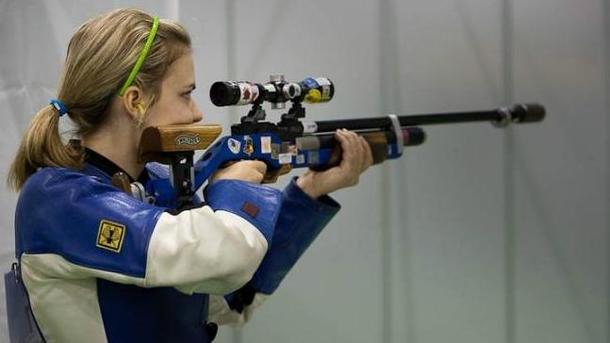 Галина Авраменко смогла выиграть за стрельбу на чемпионате мира «бронзу»
