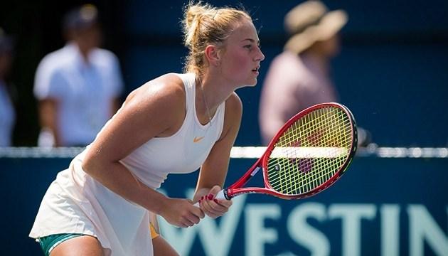 Не Свитолина единственная: Марта Костюк проиграла стартовый матч турнира WTA в Ташкенте