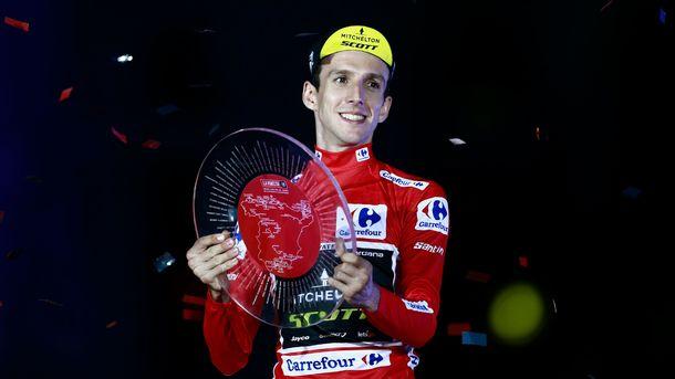 Саймон Йейтс впервые смог стать победителем велогонки «Вуэльта»