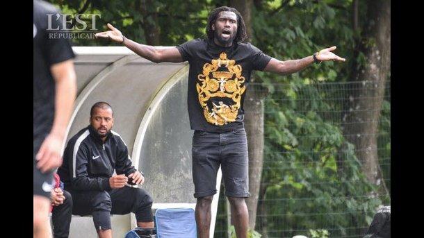Бывший защитник киевского «Динамо» Папе Диакате начал тренерскую карьеру