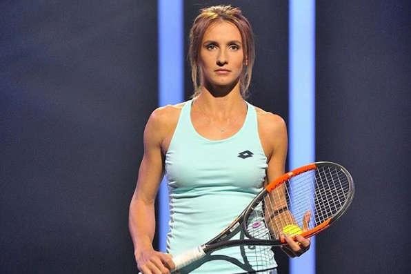 Украинская теннисистка Леся Цуренко в шаге от престижной мировой награды