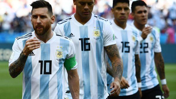 «Лучше ему не приезжать в сборную» Месси не вернется в сборную Аргентины
