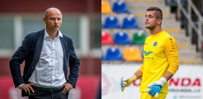 Лучшим футбольным тренером Латвии стал украинец