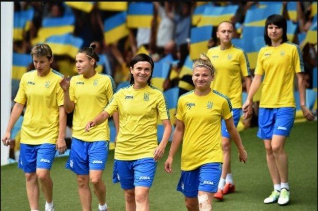 Женская сборная Украины феерично обыграла сильную Венгрию