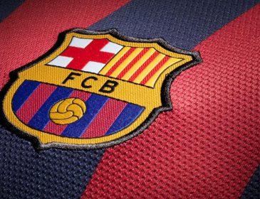Найдите отличия: Барселона представила новую эмблему клуба