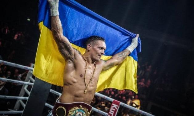 Российский боксер выдвинул резкое требование к украинцу Усику