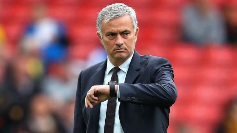 Главный тренера «Манчестера» Жозе Моуринью приговорили к году тюрьмы условно