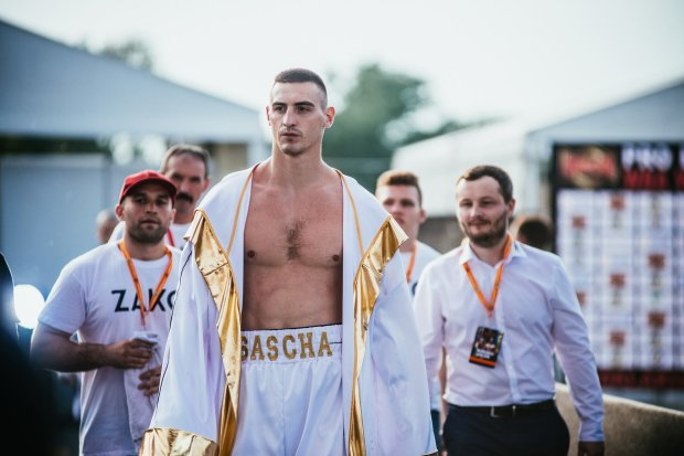 Лучший украинский супертяжеловес жестко расправился с латвийцем