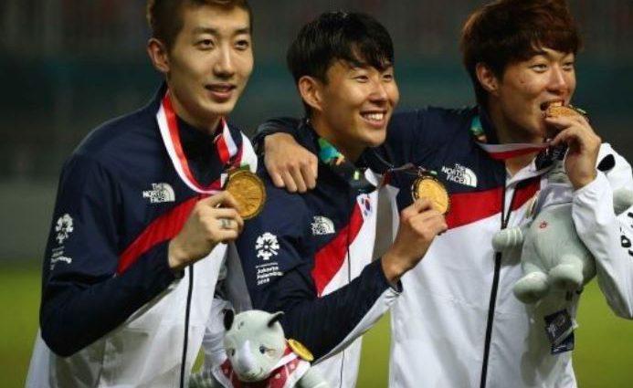 Футболист сборной Южной Кореи не попал в армию благодаря победе в азиатских играх
