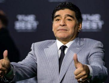 Марадона заработает сумасшедшие деньги в мексиканском клубе и снимется в кино