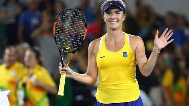 Молниеносная победа: Элина Свитолина начала Итоговый теннисный турнир 2018 году с выигрыша