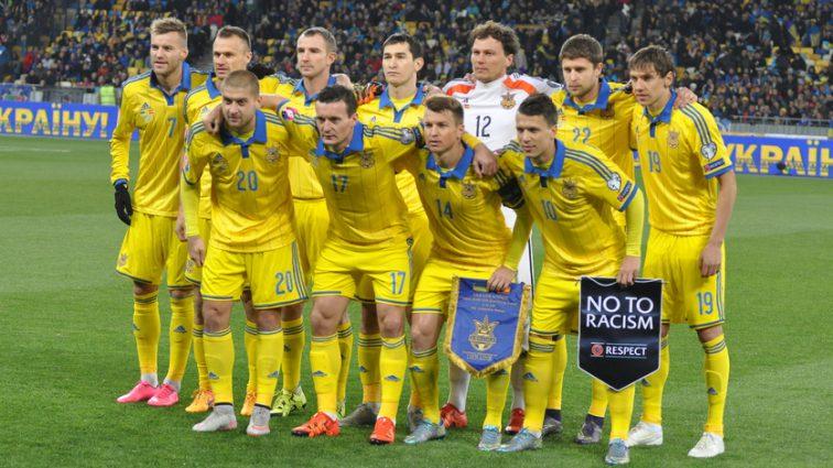 Рейтинг национальных сборных ФИФА: Украинская команда улучшила свои позиции в списке