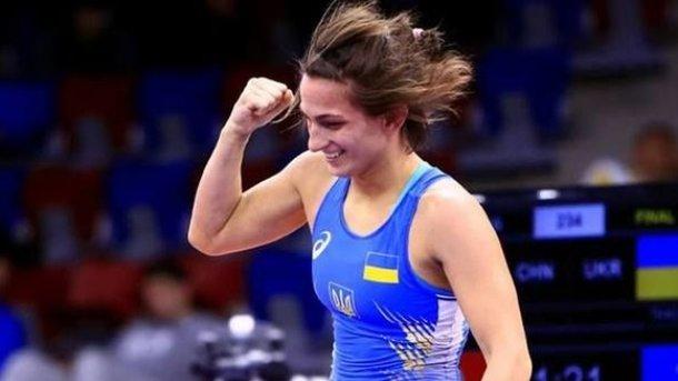 Уже третяя медаль для Украины на чемпионате мира
