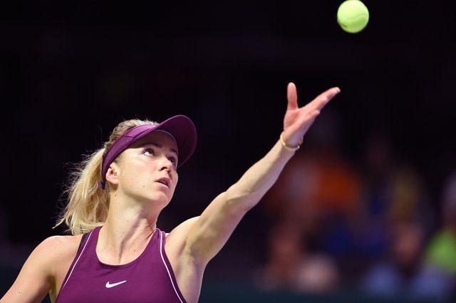 Впервые в истории украинского тенниса: Элина Свитолина феерично пробилась в финал Итогового турнира