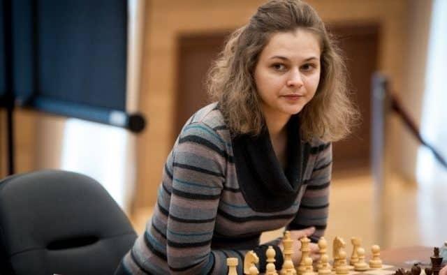 Украинская шахматистка выиграла Кубок Европы