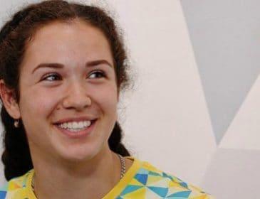 Украинская спортсменка завоевала золотую медаль на юношеских Олимпийских играх