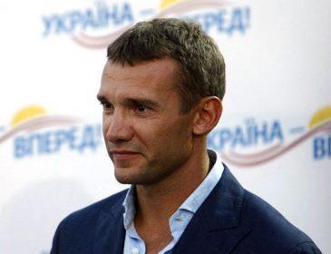Андрей Шевченко срочно вызвал в сборную молодого футболиста