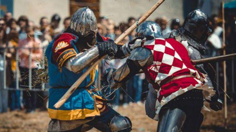 «Впервые в истории»: В Украине проведут Чемпионат мира по средневекового боя