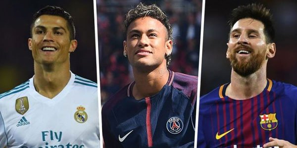 Топ-10 самых высокооплачиваемых футболистов