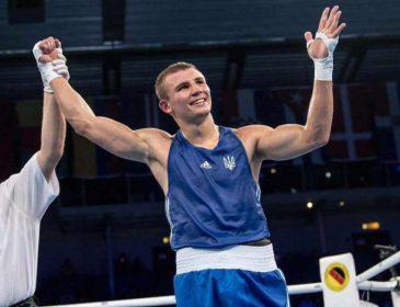 Александр Хижняк стал чемпионом Украины по боксу