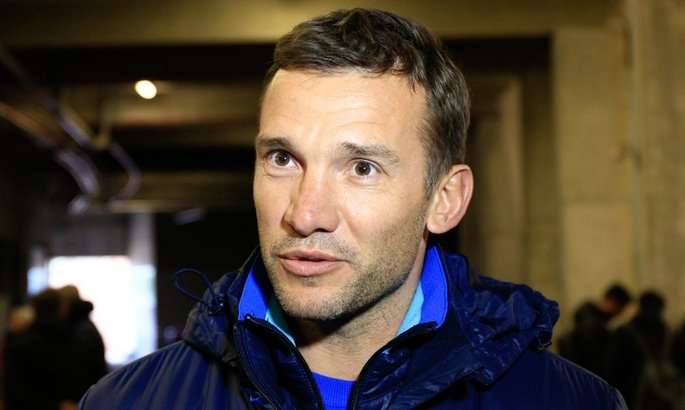 Шевченко вызвал в сборную двух форвардов и дополнил состав украинской команды