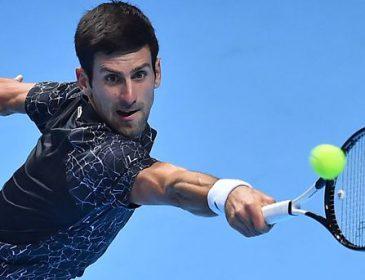 Сербский теннисист Джокович поставил возрастной рекорд для первой ракетки мира