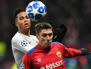 Сын голландской легенды футбола претендует на место лучшего футболиста Европы