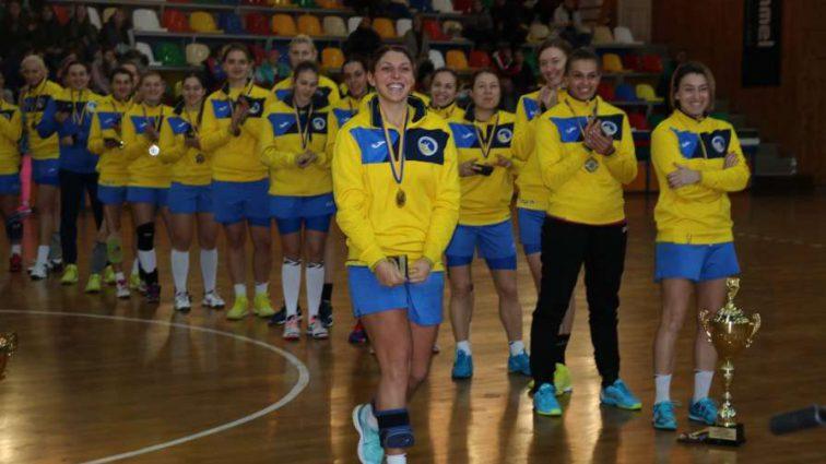 Сборная Украины смогла завоевать второе место на Кубке Турчина