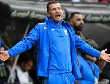 Андрей Шевченко допустил большую ошибку, как тренер сборной