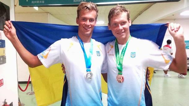 В Пекине украинцы получили сразу две медали