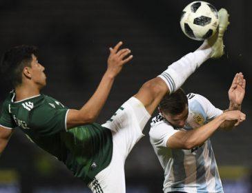 И даже Месси не был нужен: Аргентина обыграла Мексику
