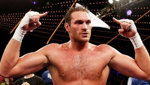 «Этот поединок оставит след в истории бокса»: Фьюри о предстоящем поединке с Уайлдером