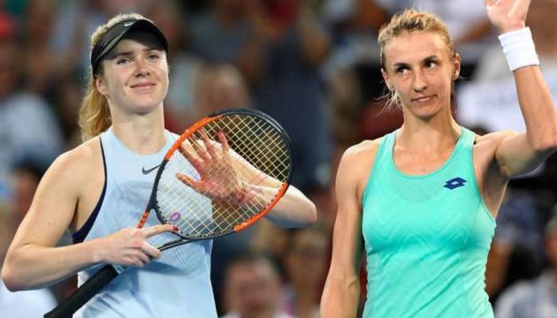 Обновленный рейтинг WTA: Украинские теннисистки занимают хорошие позиции в ТОП-100