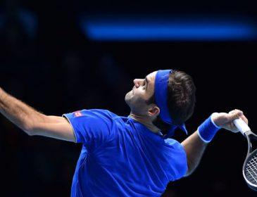 Роджер Федерер смог обыграть Тима на финальном турнире ATP