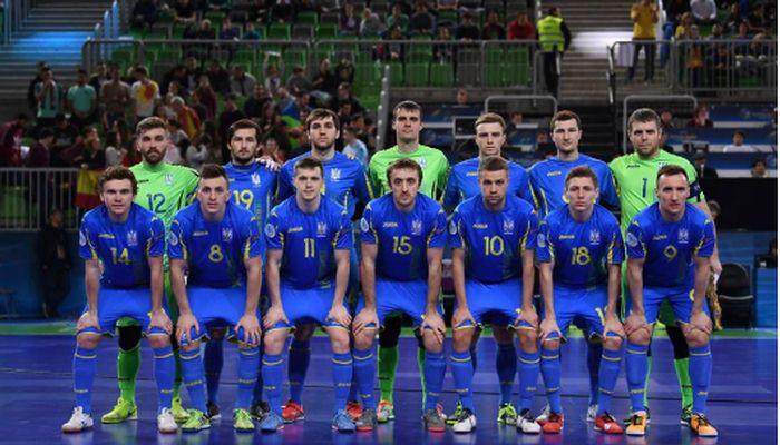Тренер сборной Украины огласил список игроков в матче против Португалии