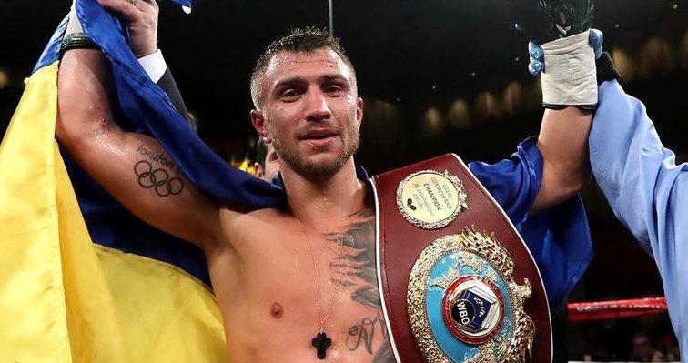 «Помогает российский боксер»: Как Василий Ломаченко готовится к бою с Педрасой