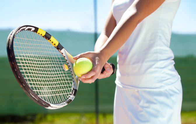 «Конкурентка Свитолиной»: Знаменитая теннисистка показала невероятную фигуру в купальнике
