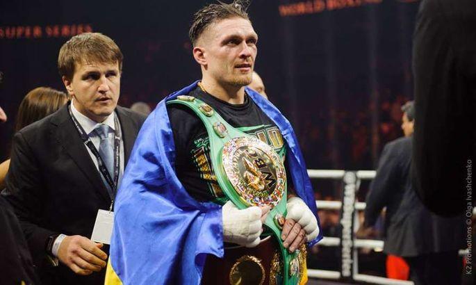 Готов к поединку: Александр Усик назвал имя своего следующего возможного соперника на ринге