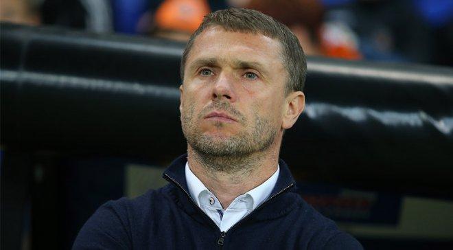 У Сергея Реброва серьезный конфликт с ведущим игроком его команды