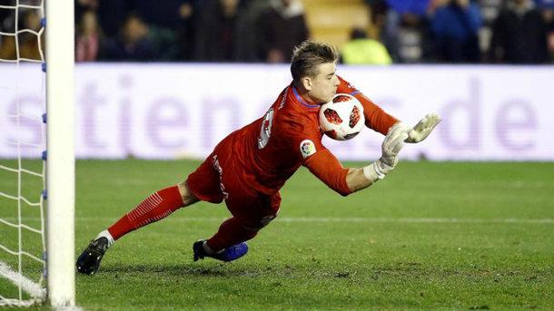 «Ночь Андрея Лунина»: украинский вратарь стал героем в Испании