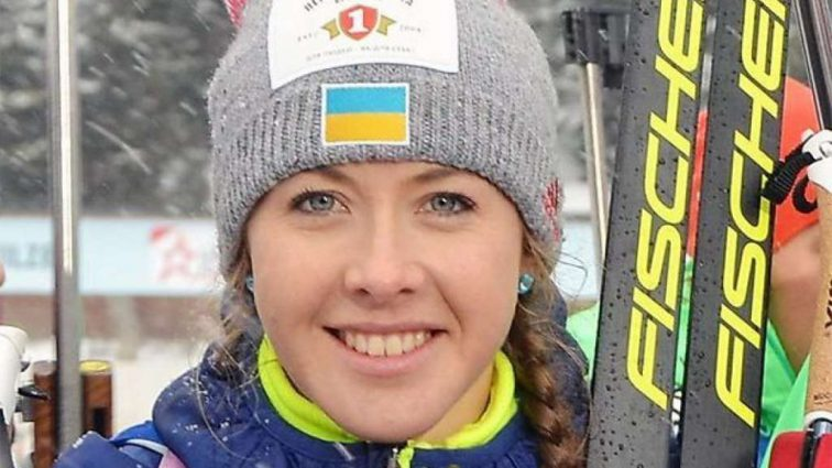 Биатлонистка Юлия Джима стала лучшей спортсменкой декабря в Украине