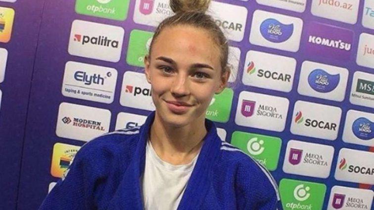 Украинская дзюдоистка Дарья Билодид названа сильнейшей спортсменкой планеты