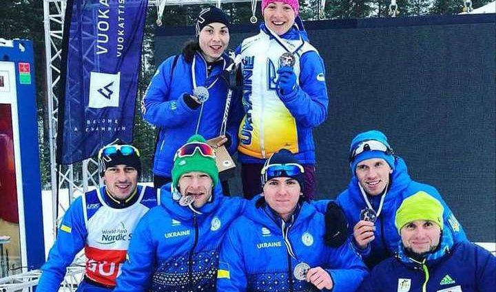 Настоящий триумф: Украинские паралимпийцы-лыжники на Кубке мира в Финляндии выиграли командный зачет