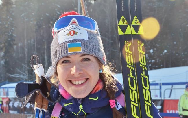 Биатлон: Юлия Джима выиграла свое первое «золото» в индивидуальной гонке на Кубке мира в Словении